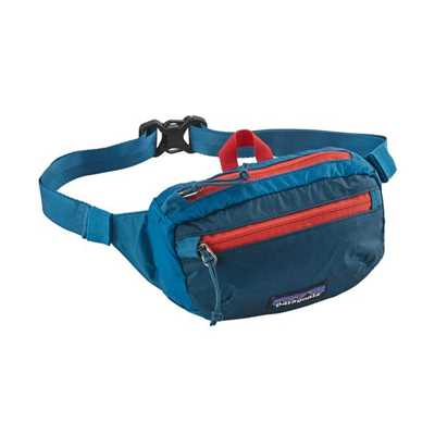 Borse - Balkan blue - Unisex - LW Travel Mini Hip Pack Patagonia