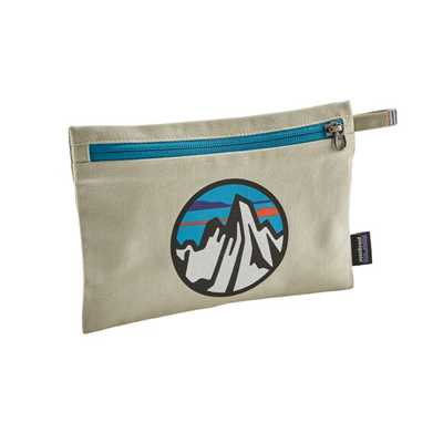 Borse - Fitz roy scope icon bleache st - Unisex - Zippered Pouch  Patagonia