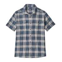 Camicie - Ascent Plaid: Dolomite Blue - Uomo - Camicia Ms Steersman Shirt  Patagonia