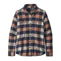 Camicie - Century pink - Donna - Ws Long-Sleeved Fjord Flannel Shirt  Patagonia