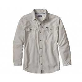Camicie - Tailored Grey - Uomo - Camicia Ms LS Sol Patrol II Shirt  Patagonia
