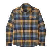 Camicie - Unbroken neo navy - Uomo - Ms LW Fjord Flannel Shirt  Patagonia