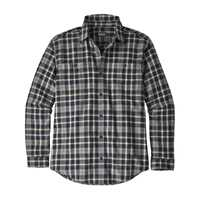 Camicie - Untamed: Feather Grey - Uomo - Ms L/S Pima Cotton Shirt  Patagonia