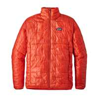 Giac - Paintbrush Red - Uomo - Ms Micro Puff Jkt  Patagonia