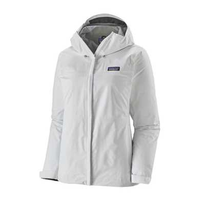 Giacche - Birch White - Donna - Giacca donna impermeabile Ws Torrentshell 3L Jacket Giacca impermeabile Donna Patagonia