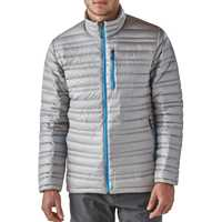 Giacche - Drifter Grey - Uomo - Mens Ultralight Down Jacket  Patagonia