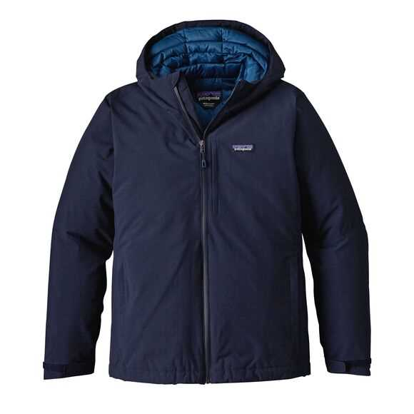 Giacche - Navy Blue - Uomo - Ms Windsweep Down Hoody Patagonia