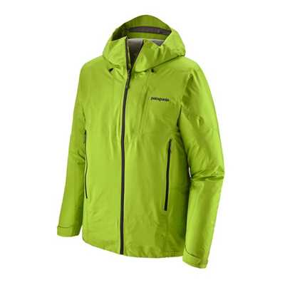 Giacche - Peppergrass Green - Uomo - Ms Ascensionist Jacket  Patagonia