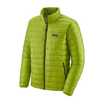 Giacche - Peppergrass Green - Uomo - Ms Down Sweater Jacket Patagonia