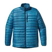 Giacche - Underwater Blue - Uomo - Mens Ultralight Down Jacket  Patagonia
