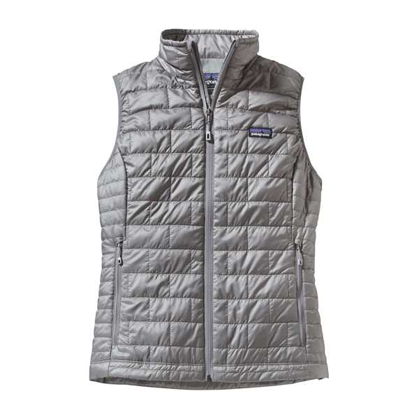 Gilet - Feather Grey - Donna - Ws Nano Puff Vest  Patagonia