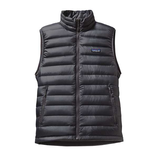 Gilet - Forge Grey - Uomo - Ms Down Sweater Vest  Patagonia