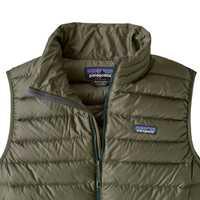 Gilet - Industrial Green - Uomo - Gilet Uomo Ms Down Sweater Vest  Patagonia