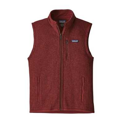 Gilet - Oxide Red - Uomo - Ms Better Sweater Vest Patagonia
