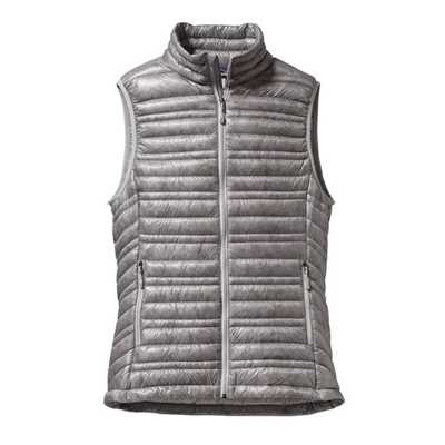 Gilet - Tailored Grey - Donna - Womens Ultralight Down Vest  Patagonia
