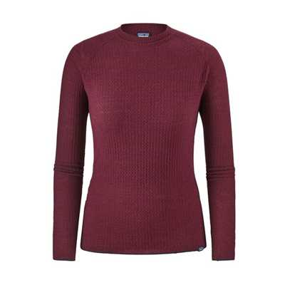 Intimo - Arrow red - Donna - Ws Capilene Air Crew Patagonia