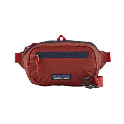 Marsupi - Rincon red - Unisex - Marsupio ultralight Black Hole Mini Hip Pack  Patagonia