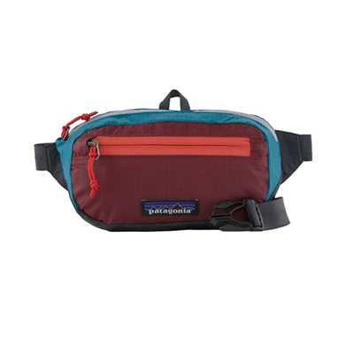 Marsupi - Roamer red - Unisex - Marsupio ultralight Black Hole Mini Hip Pack  Patagonia