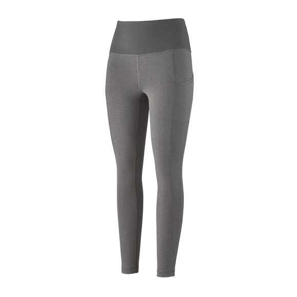 Pantaloni - Forge Grey - Donna - Ws LW Pack Out Tights - 26  Patagonia