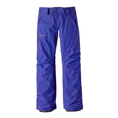 Pantaloni - Harvest Moon Blue - Donna - Ws Powder Bowl Pants Regular Patagonia