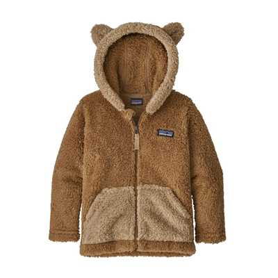 Pile - Beech brown - Bambino - Baby Furry Friends Hoody Patagonia