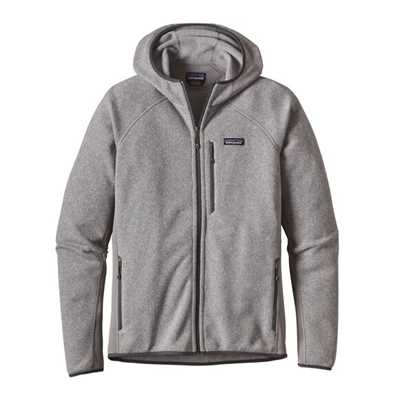 Pile - Classic Red - Uomo - Ms Performance Better Sweater Hoody Patagonia