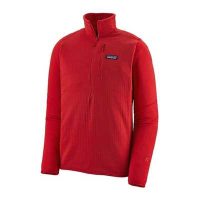 Pile - Fire - Uomo - Ms R1 Pullover Patagonia
