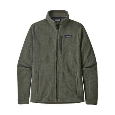 Pile - Industrial Green - Uomo - Ms Better Sweater Jacket  Patagonia