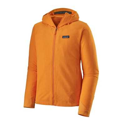 Pile - Mango - Uomo - Ms R1 TechFace Hoody Revised  Patagonia