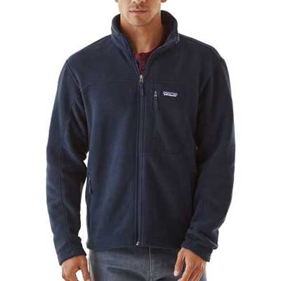 Pile - Navy Blue - Uomo - Ms Classic Synch Jkt Patagonia