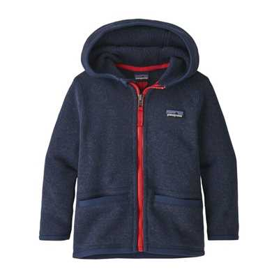 Pile - Neo navy - Bambino - Baby Better Sweater Jacket Patagonia
