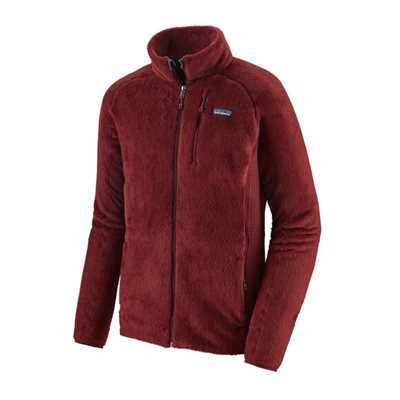 Pile - Oxide Red - Uomo - Ms R2 Jacket  Patagonia