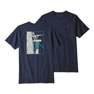 T-Shirt - Classic Navy - Uomo - Ms OG Ice Tools Responsibili-Tee Patagonia