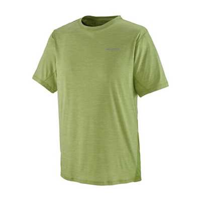 T-Shirt - Supply green - Uomo - T-Shirt Running Ms Airchaser Shirt  Patagonia