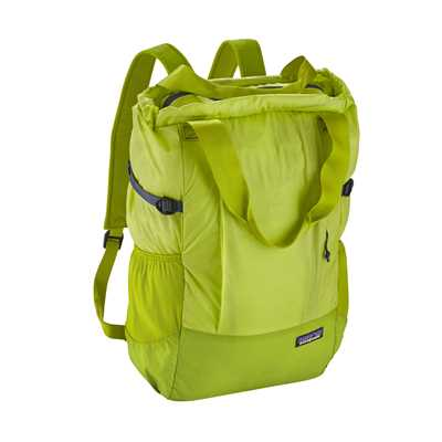 Zaini - Celery Green - Unisex - Lightweight Travel Tote Pack 22L  Patagonia