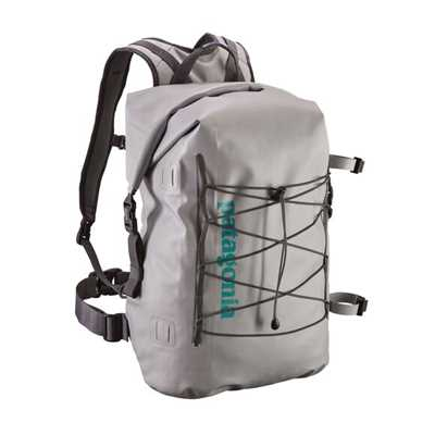 Zaini - Drifter Grey - Unisex - Stormfront Roll-Top Pack  Patagonia