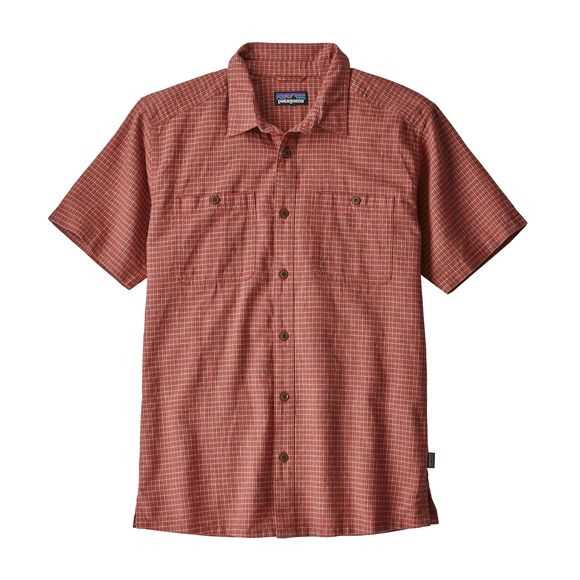 Camicia M's Back Step Shirt Patagonia