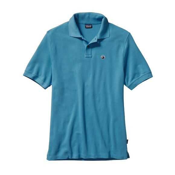 Men's Fitz Roy Emblem Polo Patagonia