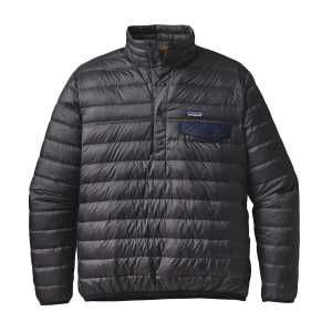 Men's Down Snap-T Pullover Patagonia